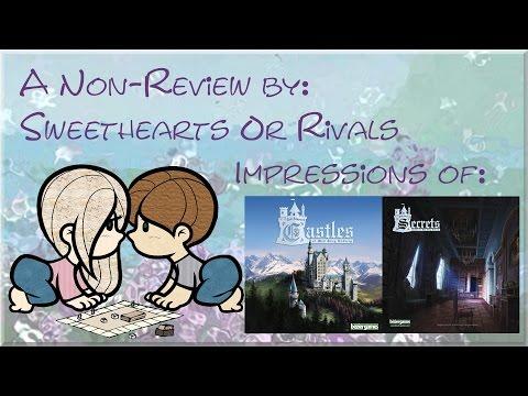 Sweethearts or Rivals Impressions: Castles of MKL & Secrets Expansion