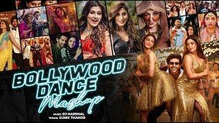 Bollywood Dance Mashup 2019   Dj Harshal   Sunix Thakor   Latest Bollywood Mashup