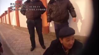 Задержание активиста в Актау