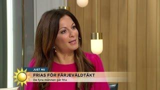 """Advokaten: """"Svenska rättsväsendet borde skämmas!"""" - Nyhetsmorgon (TV4)"""
