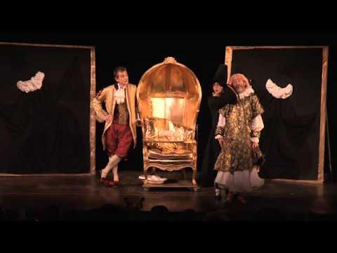 Le Malade Imaginaire au Théâtre Saint-Geores