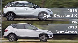 2018 opel crossland x vs 2017 seat ateca technical comparison. Black Bedroom Furniture Sets. Home Design Ideas