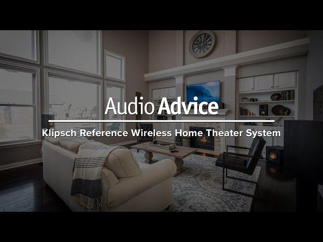 Video of Klipsch RW-51M Bookshelf Speakers - Pair
