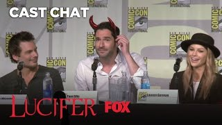 Comic Con 2015 | Lucifer Panel (10.07.15)