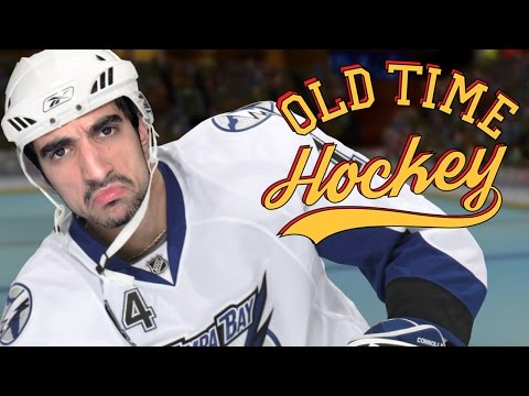 Ξύλο! - Old Time Hockey