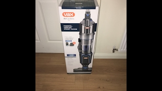 Vax Air Cordless DUO U86-AL-B Upright Vacuum Cleaner Unboxing & First Look