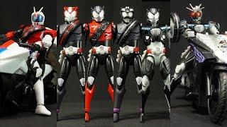 パーツこう〜かん!仮面ライダー ドライブ タイヤ交換シリーズのパーツ交換 2 Kamen Rider Drive Parts Exchange
