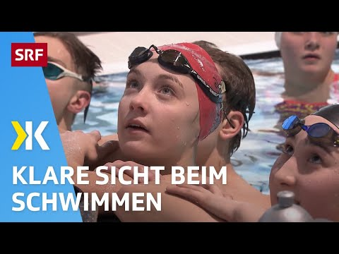 Schwimmbrillen im Test: Nicht alle sorgen für klare Sicht | 2019 | SRF Kassensturz