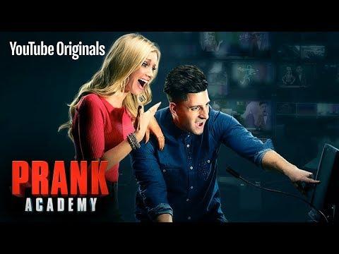 Behind the Scenes of Prank Academy