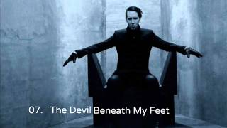 Marilyn Manson - The Devil Beneath My Feet