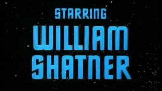 Space kaarten, Original 60s Series Star Trek Intro and Credits..