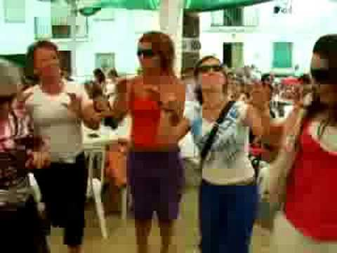 Feria benaocaz 2008 El Baile del Tio Pio