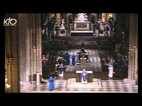 Messe du 8 mars 2015