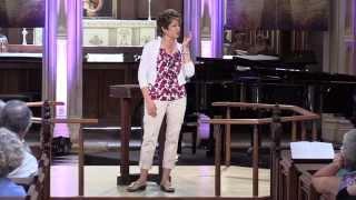 Jennifer Rothschild - 2014 C.S. Lewis Summer Institute