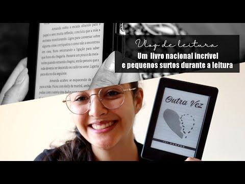 Vlog de leitura: Outra Vez (um casal incrível, novo crush literário  o capítulo 17) l 2020