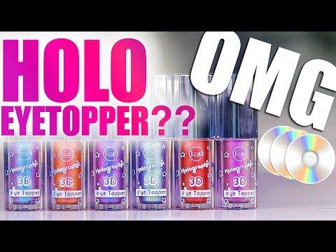 HOLO EYETOPPER ... ??? OMG