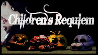 """""""Children's Requiem""""♪ Five Nights At Freddy's 3 Song (Good ending) Trickywi"""