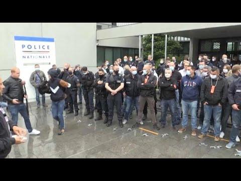 Γαλλία: Στους δρόμους οι αστυνομικοί