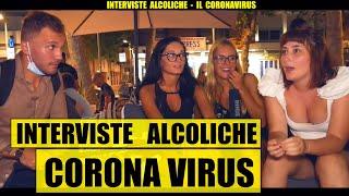 INTERVISTE ALCOLICHE: IL CORONAVIRUS - Giacomo Hawkman