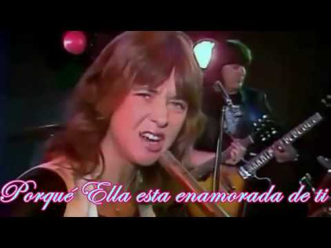 Suzi Quatro-She's In Love With You SUBTITULOS en Español Neza-Rock