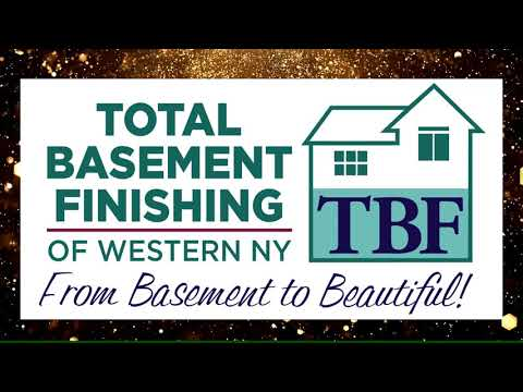 Spend Next New Year's Eve Home In Your Beautiful New Basement