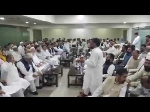فخرے ہزارہ یوتھ ونگ صدر سردار اورنگزیب نلوٹھ