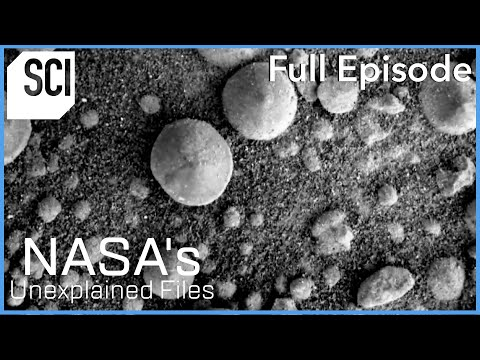 """What Are Mars """"Blueberries""""? 