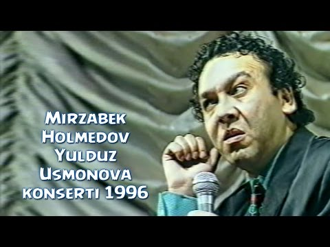 Download Mirzabek Holmedov (Yulduz Usmonova konsertidan 1996) HD Mp4 3GP Video and MP3