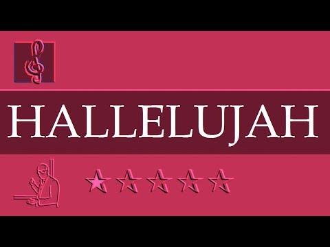 Guitar Mandolin Ukulele Banjo Chords Tutorial - Hallelujah - Shrek (Sheet music - Guitar chords)