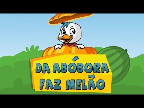 Música De Abóbora Faz Melão