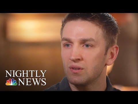 Soldier From Famous Viral Photo Has Miracle On Ice | NBC Nightly News