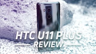 HTC U11 Plus review: what the Google Pixel 2 XL could've been