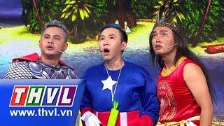 THVL | Cười xuyên Việt - phiên bản nghệ sĩ | Tập 9: Quả dưa hiếm - La Thành