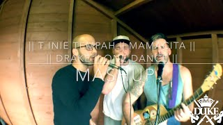 || TINIE TEMPAH - MAMACITA || BEATBOX MASHUP || DRAKE ONE DANCE ||