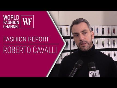 Roberto Cavalli Milan fashion report Fall-winter 19-20