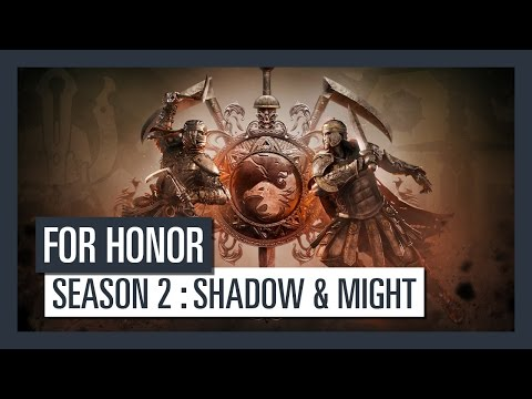 Season Two of For Honor Coming