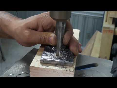 🔨Sega troncatrice a nastro per ferro fai da te Prima Parte (DIY metal saw)