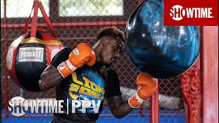 Jermall Charlo: Media Workout | Charlo vs. Derevyanchenko | Sept. 26th on SHOWTIME PPV