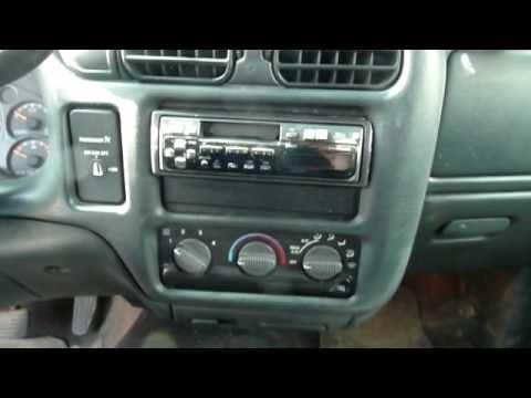 1996 Ford Ranger Stereo Wiring Diagram Chevrolet S10 Vacuum Leak Repair Auto Repair Videosauto
