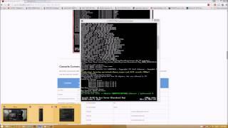 Rust Server Commands - Server Console
