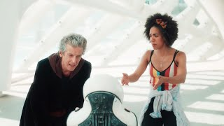Introduction de l'épisode 2 'Smile' par Capaldi et Pearl Mackie