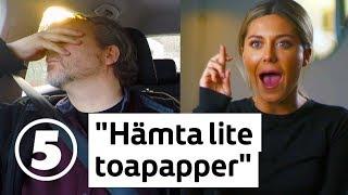 Wahlgrens värld   Bianca Ingrosso klickar med körskoleläraren   Torsdagar 21.00 på Kanal 5