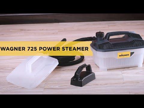 725 Wallpaper Power Steamer Video