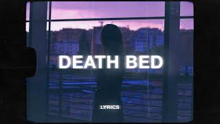 Powfu - death bed (Lyrics) - YouTube