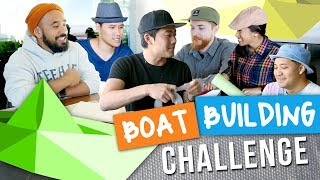 Boat Build Challenge!
