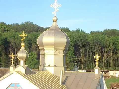 Православные храмы в россии список