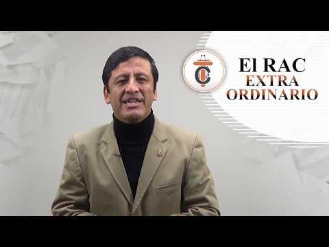 EL RAC EXTRAORDINARIO - Tribuna Constitucional 62 - Guido Aguila Grados