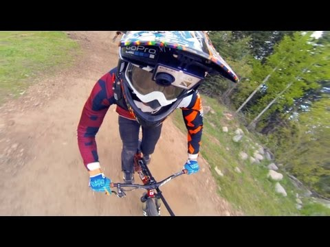GoPro: GoPro Mountain Games Slopestyle Course Preview