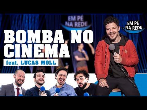 COMENTANDO HISTÓRIAS #82 - BOMBA NO CINEMA Feat. Lucas Moll