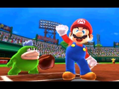 Mario Sports Superstars - Baseball - Mushroom Cup